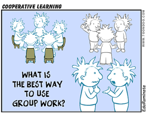 What is the best way to use group work?